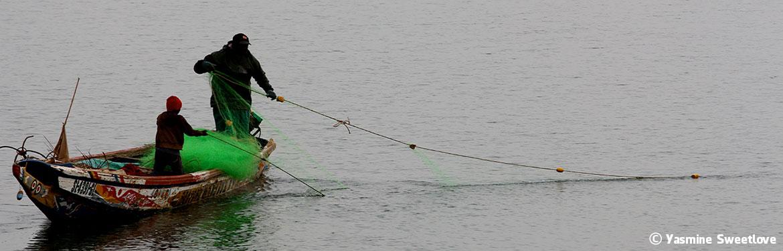 Pêche artisanale au Sénégal
